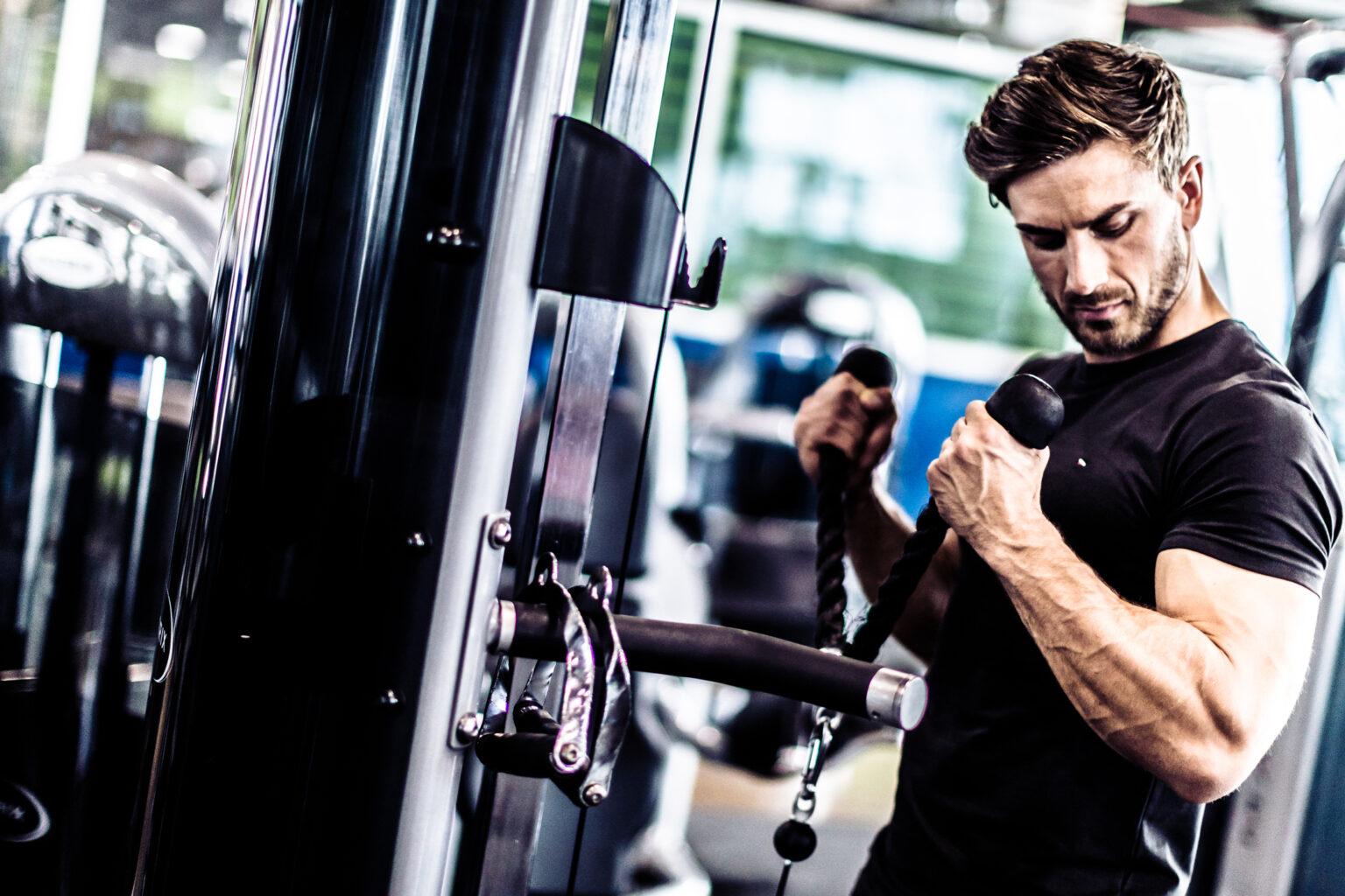 Creatina, massa muscular
