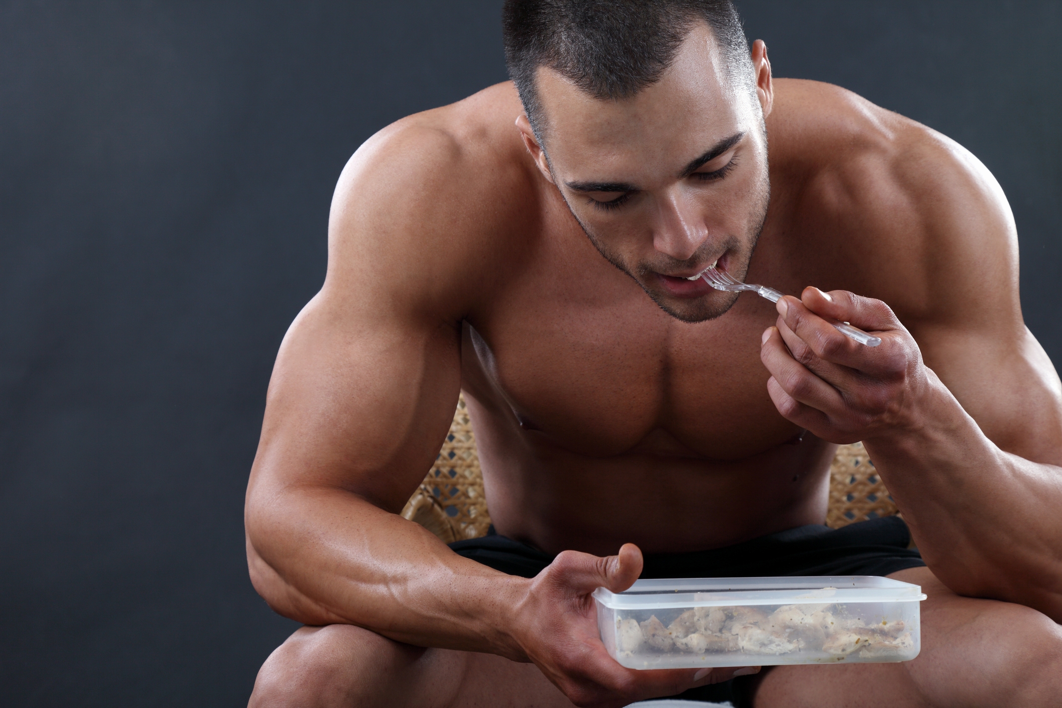 O que comer antes do treino