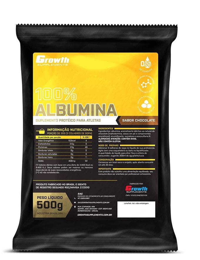 o que é albumina?