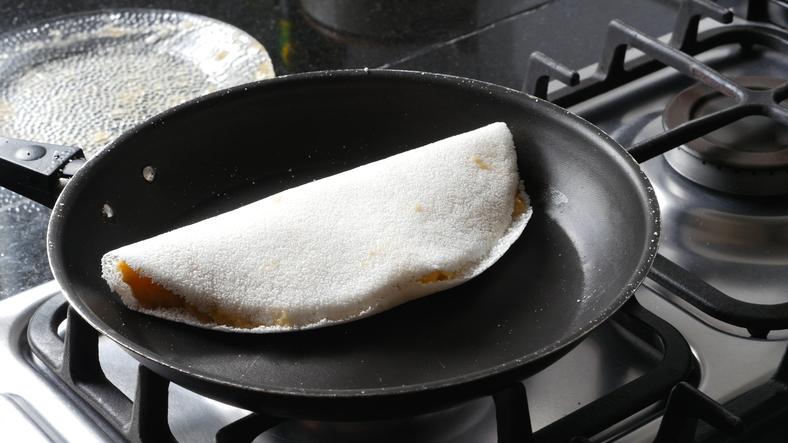 Tapioca com pasta de amendoim - Benefícios da pasta de amendoim