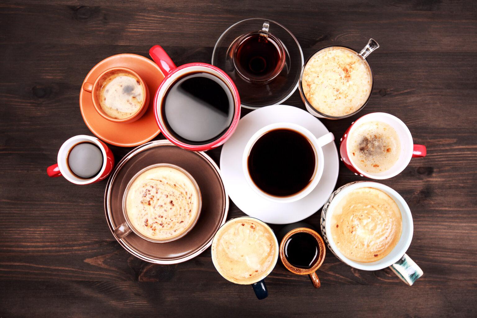 café, pode cortar o efeito da creatina