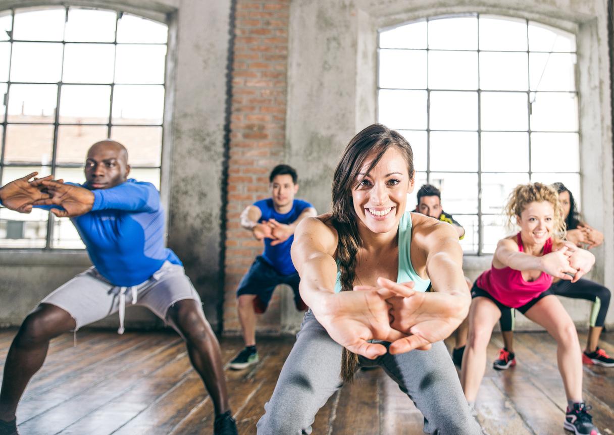 exercícios que auxiliam no emagrecimento