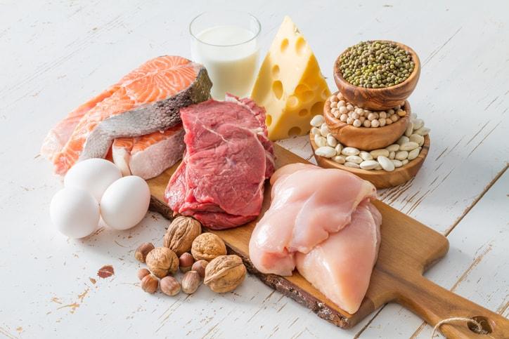 Suplemento hipercalórico: proteínas que ajudam na hipertrofia