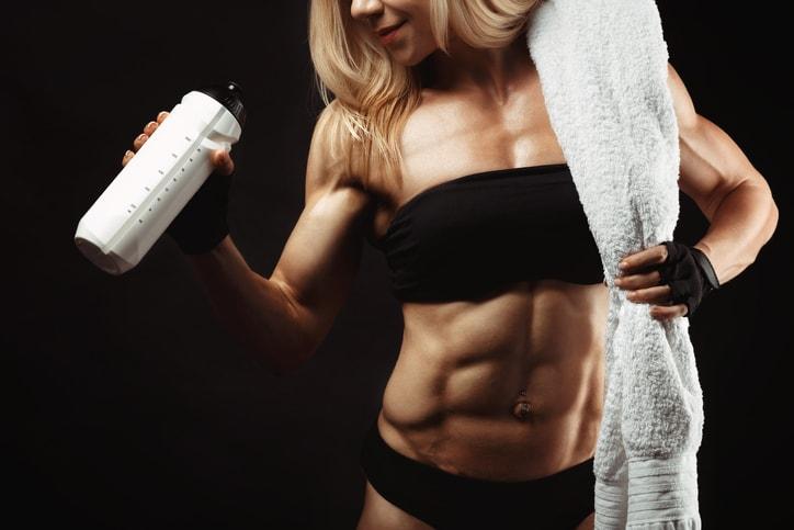 Tomar albumina e ganhar mais massa muscular