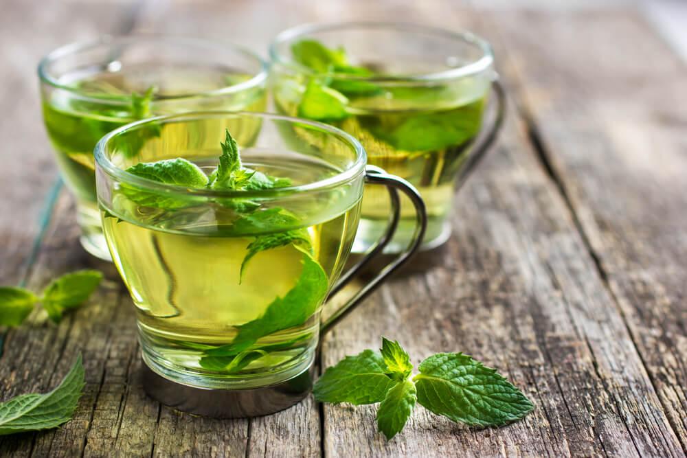 Resultado de imagem para chá verde
