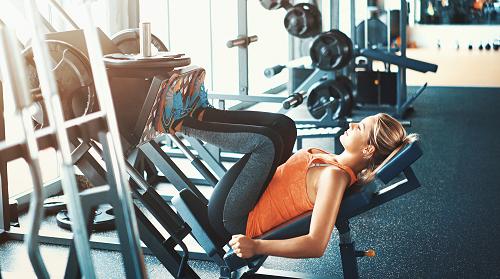 Saiba como engrossar as pernas com exercícios e suplementos!