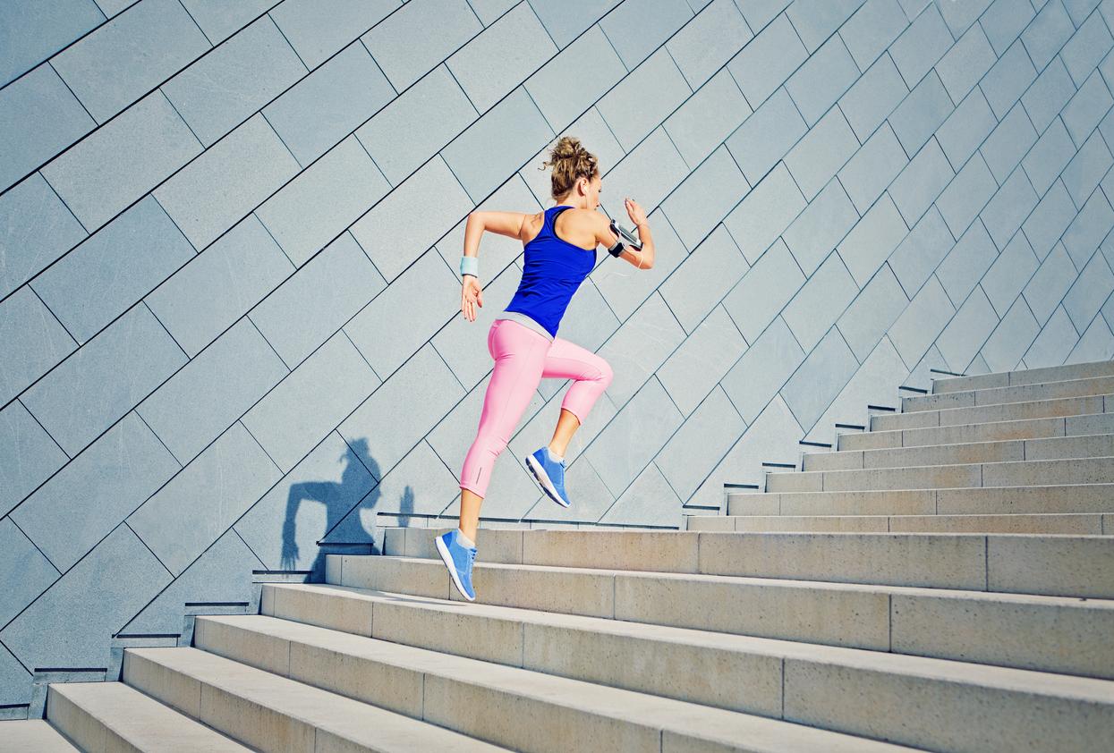 Corrida é importante para uma vida saudável.