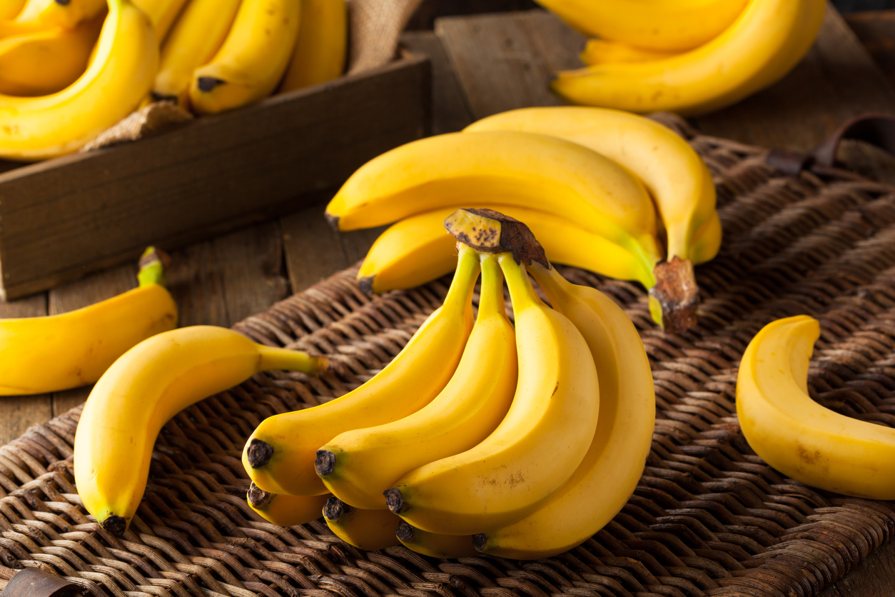 Benefícios da banana